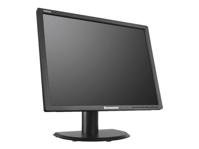 Lenovo ThinkVision, LT1913p, 19, 5:4, 1280 x 1024, 483mm, 0.00000, IPS, WLED, 178/178, 250, 1000:1, 7.00000, 37, Internal Power Supply, VGA, DVI, TCO: Display 6.0, Edge 1.1, Gold, Energy Star: 6.00, ROHS, W7/W8, ISO 9241-307, Tilt, Lift, Swivel, Pivot, VE
