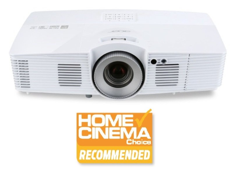 Acer v7500 full hd home cinema projector review for Hd projector reviews