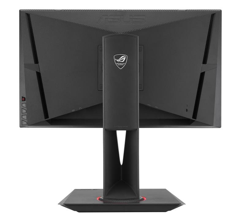 EXDISPLAY ASUS ROG SWIFT PG248Q 24'' FHD Gaming Monitor 1ms up to 180Hz DP HDMI USB3.0 G-SYNC