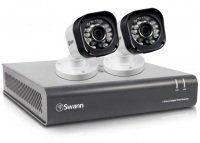 DVR4-1580 - 4 Channel 720p Digital Video Recorder & 2 x PRO-T835 Cameras