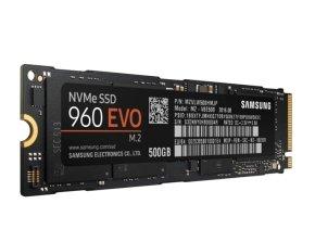 Samsung 500GB 960 Evo PCIe SSD