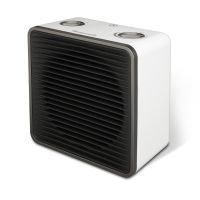 Honeywell HZ-220E Quick Fan Heater Silver Gray/White