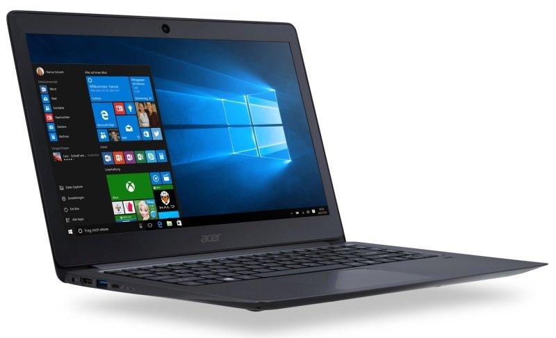 "Acer TravelMate X349M Laptop Intel Core i56200U 2.3GHz 4GB RAM 128GB SSD 14"" LED NoDVD Intel HD WIFI Webcam Bluetooth Windows 7  10 Pro"