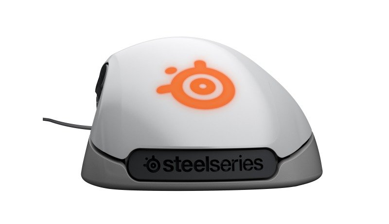 Steelseries Rival 300 Optical Gaming Mouse (white)