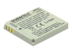 Duracell DRC4L Rechargable Camera Battery