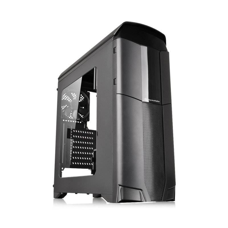 Thermaltake Versa N26 Mid Atx Gaming Case With Window