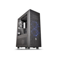 Thermaltake Core X71 Black Full Tower Case & Side Window