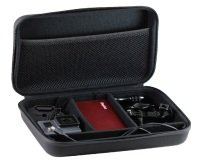 Universal Action Camera Case Black