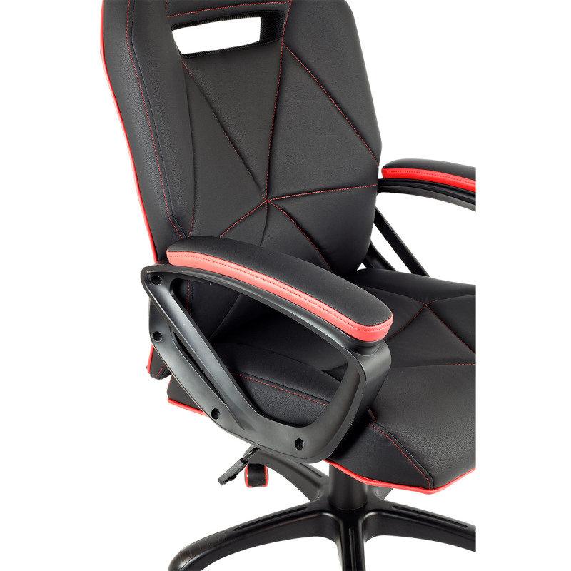 Thunder X3 Pro Gaming Chair Tgc10 Black Red Ebuyer