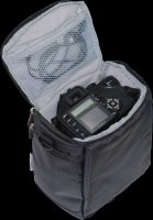 Dslr Camera & Lens Bag - Black
