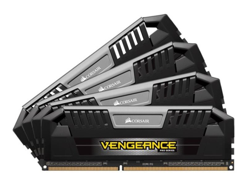 Corsair Vengeance PRO 32GB DDR3 2133MHz Memory Kit- CMY32GX3M4B2133C11