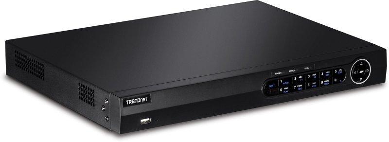 TRENDnet TV-NVR2208 - 8 Channel NVR