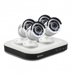 Swann DVR8-5000 8 Channel 2TB CCTV Kit with 4 Cameras