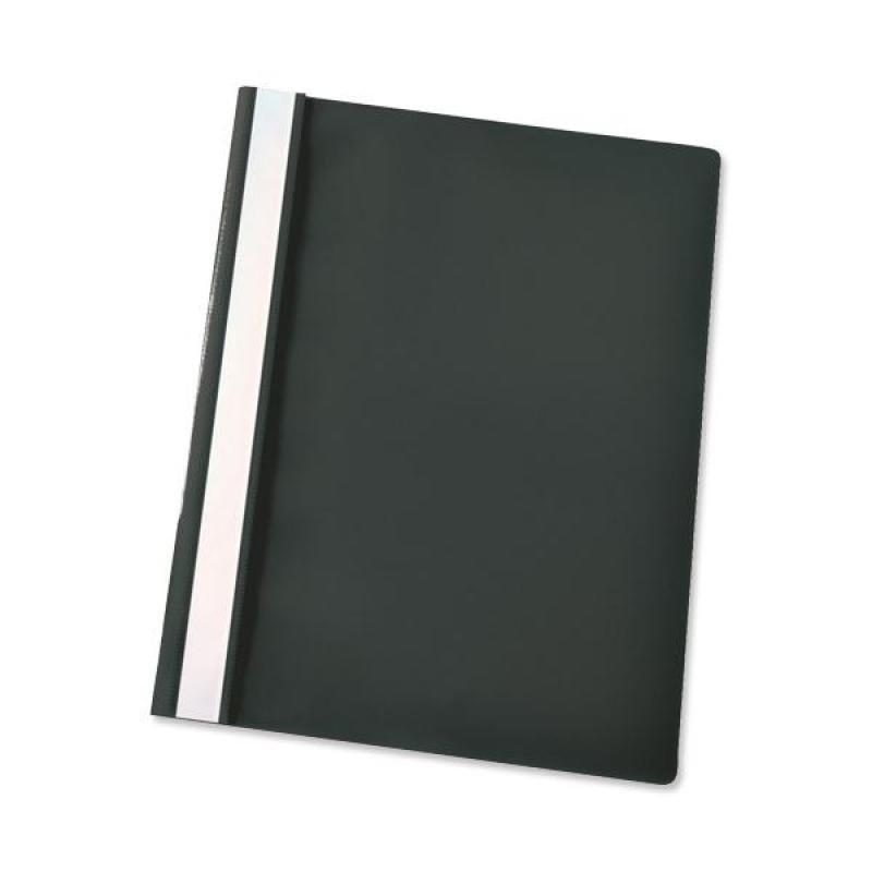 Esselte Vivida Polypropylene Report File A4 Black Pack 25