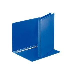 Esselte Presentation Ring Binder Polypropylene 4 O-Ring 15mm A4 Blue (Pack 10)
