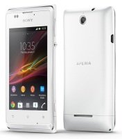 Sony Xperia E5 16GB Phone - White