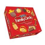 Jacobs Family Circle (720g) Biscuit Assortment