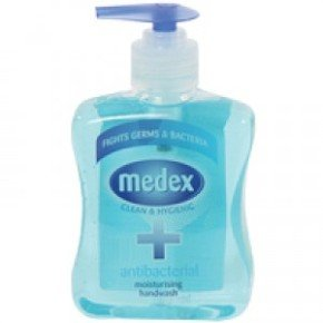 Medex Anti Bacterial Handsoap 250ml (Pack 2)