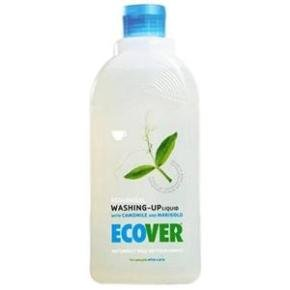 Ecover (500ml) Washing Up Liquid Pack of 2