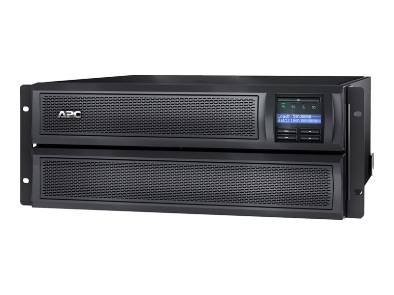 APC Smart-UPS X 1980 Watt / 2200 VA Rack/Tower LCD UPS