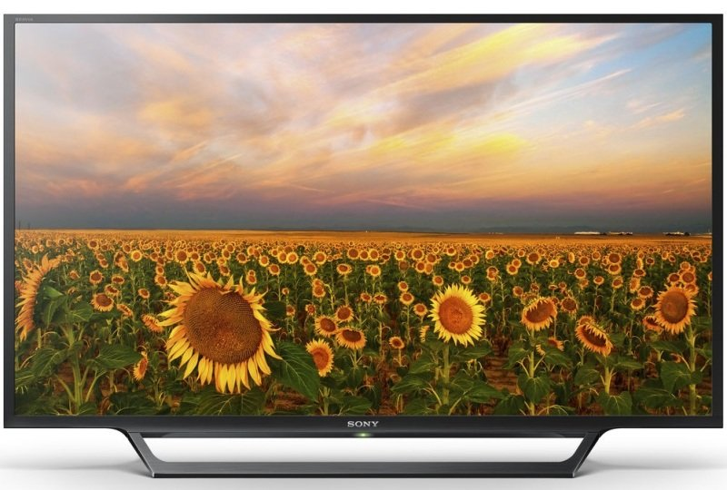 """32&""""; Hd Ready Led Tv With Freeview 1366 X 768 Black 2x Hdmi And 2x U"""