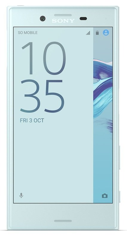 Sony Xperia X Compact 32GB Phone - Mist Blue