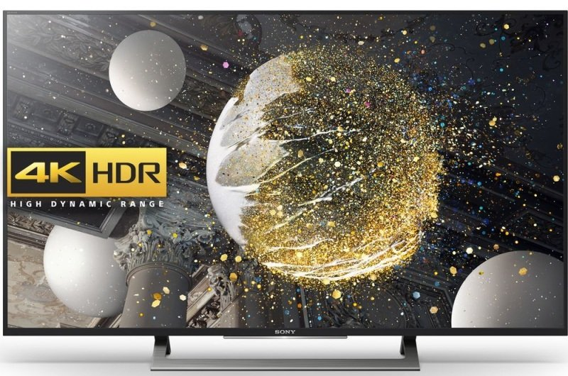 "Sony XD8088 49"" Ultra HD 4K LED TV"