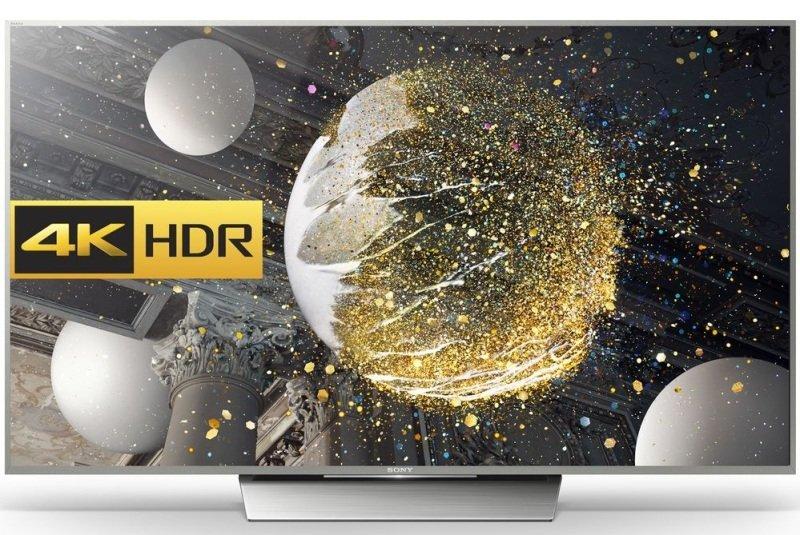 "55"" 4k Uhd Led Tv With Freeview Hd 3840 X 2160 Black 4x Hdmi 3x Usb"