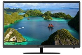 "Toshiba 24"" HD Ready LED TV"