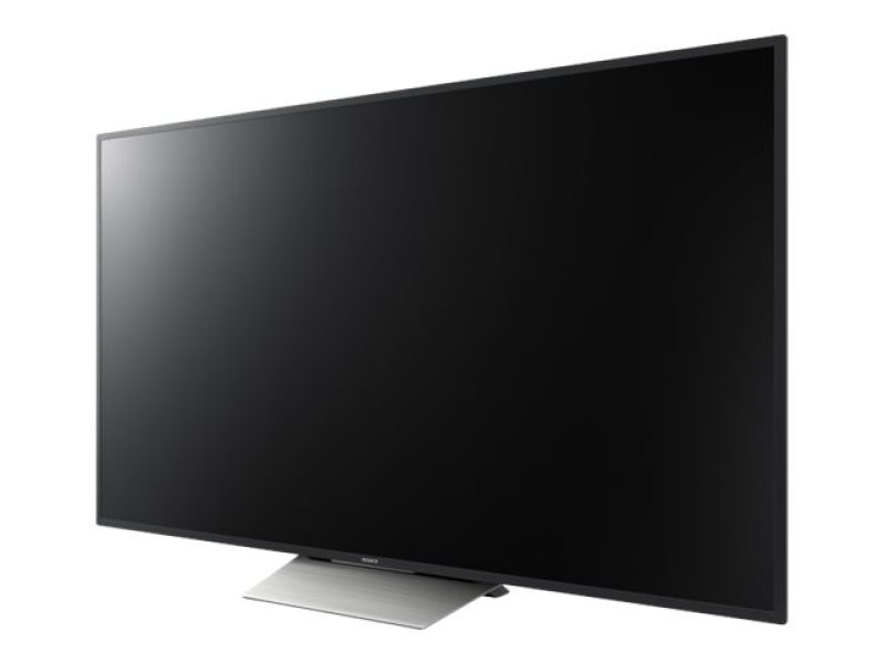 "55"" Black Led Large Format Display Ultra Hd 450 Cd/m2 17/7 Operatio"