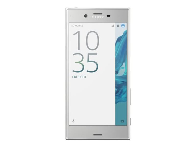 Sony Xperia XZ 32GB Phone - Platinum