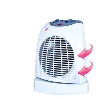 Silentnight 2kw Oscillating Fan Heater