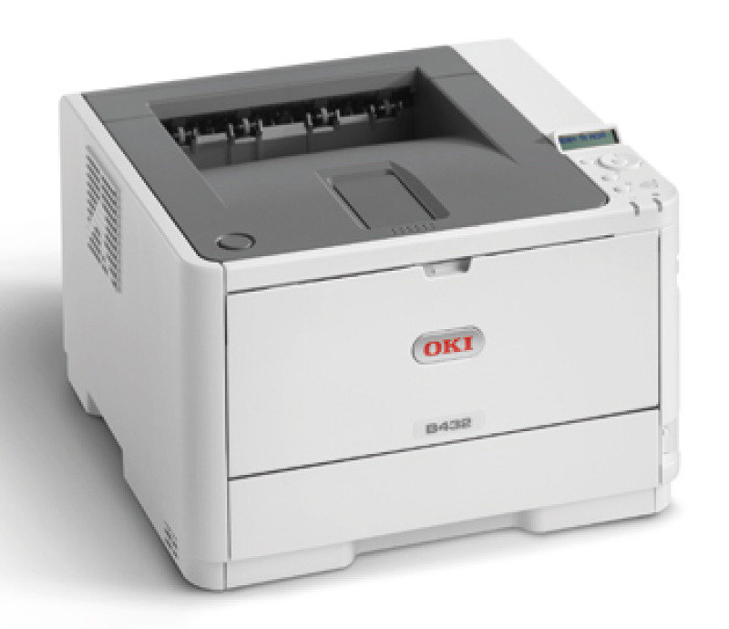 EXDISPLAY OKI B432dn A4 Mono Laser Printer