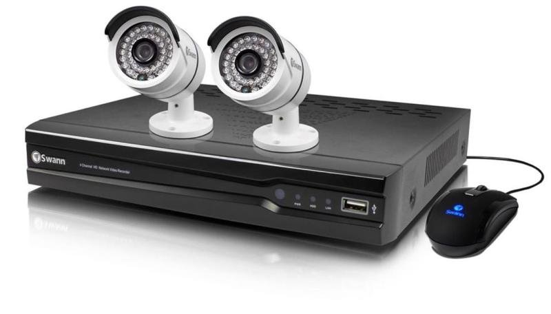Swann 4 Channel 720p Network Video Recorder