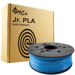 XYZ Da Vinci Junior PLA 1.75mm Filament - Blue