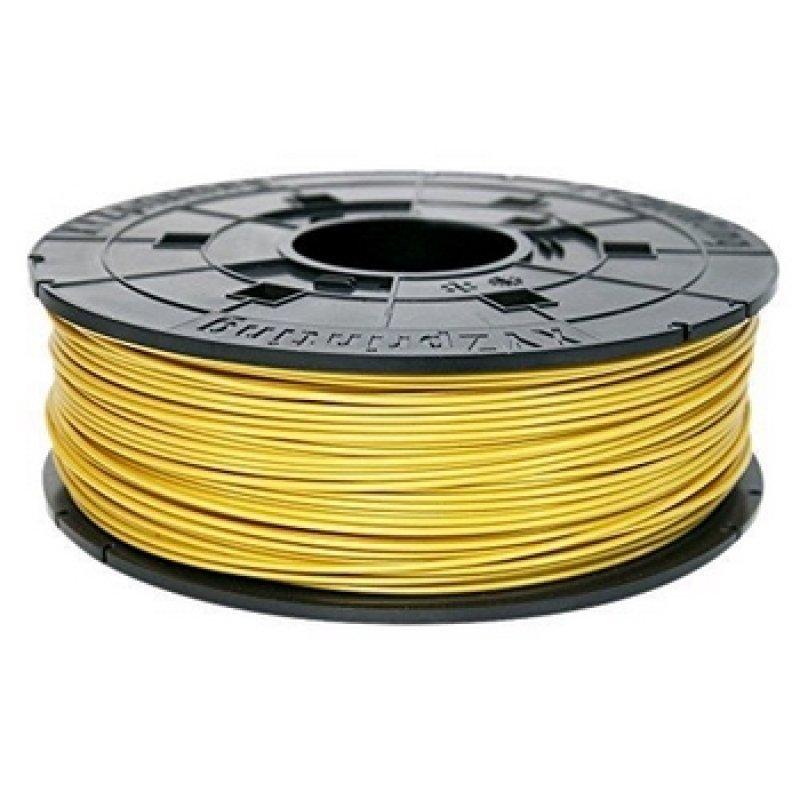 XYZ Da Vinci Junior PLA Filament - Gold
