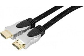 High Speed HDMI Cord with Ethernet HQ- 1m