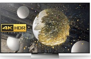 "Sony XD9305 55"" 4K Ultra HD TV"