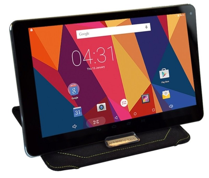 Hannspree Universal Sleeve for 10 inch Tablet PC with origami stand function