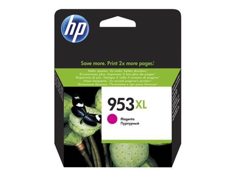 HP Ink/953XL High Yield Original Magenta