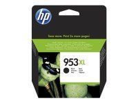 HP 953XL High Yield Original Black Ink Cartridge - L0S70AE