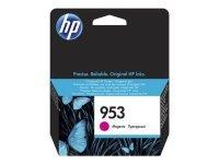 HP 953 Magenta OriginalInk Cartridge - Standard Yield 700 Pages  - F6U13AE