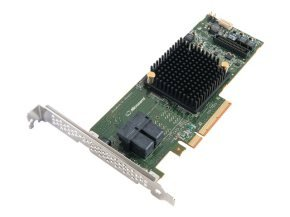Adaptec 7805 SAS/SATA (8 Int Port) RAID Adapter - Single