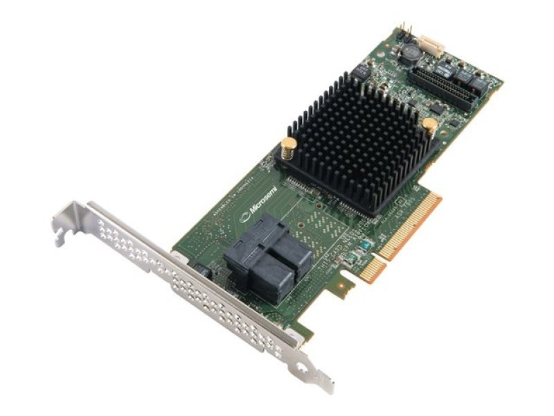 Image of Adaptec 7805 SAS/SATA (8 Int Port) RAID Adapter - Single