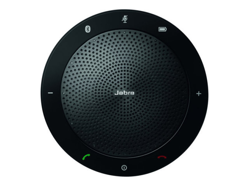 Jabra SPEAK 510+ MS Portable Bluetooth® Audio Conferencing