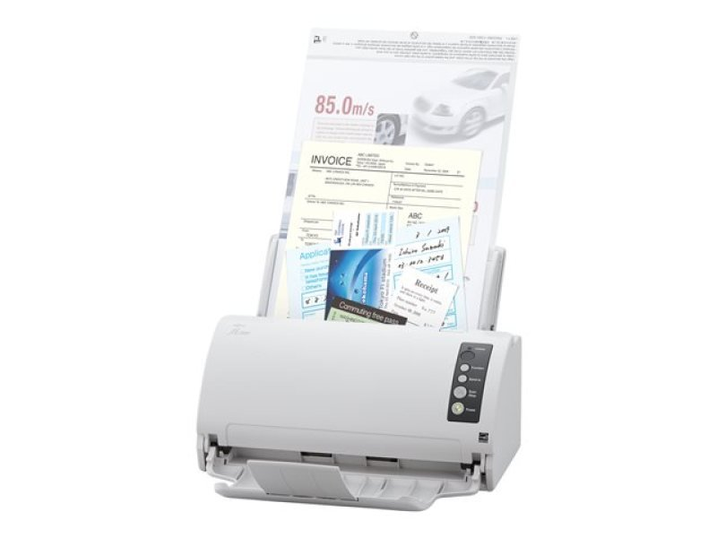 Fujitsu fi-7030 A4 ADF document scanner with PaperStream Capture 1.5