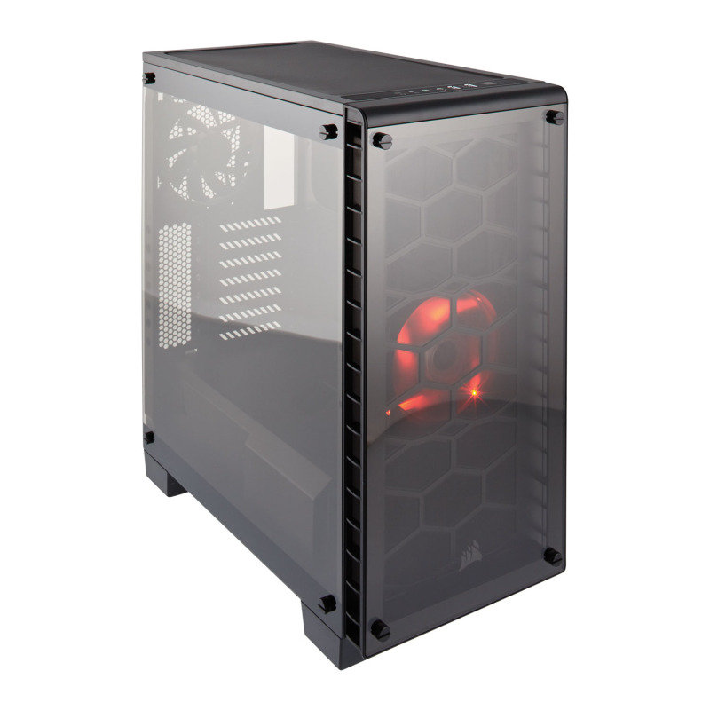 Corsair Crystal Series 460X ATX MidTower Case