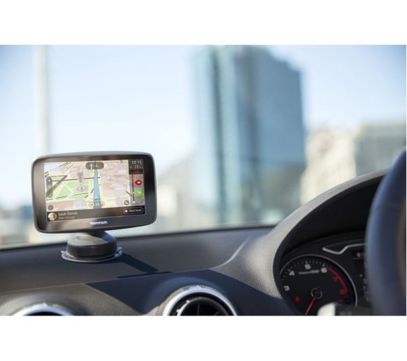 "TomTom GO 5200 5"" Wireless Sat Nav - World Maps"