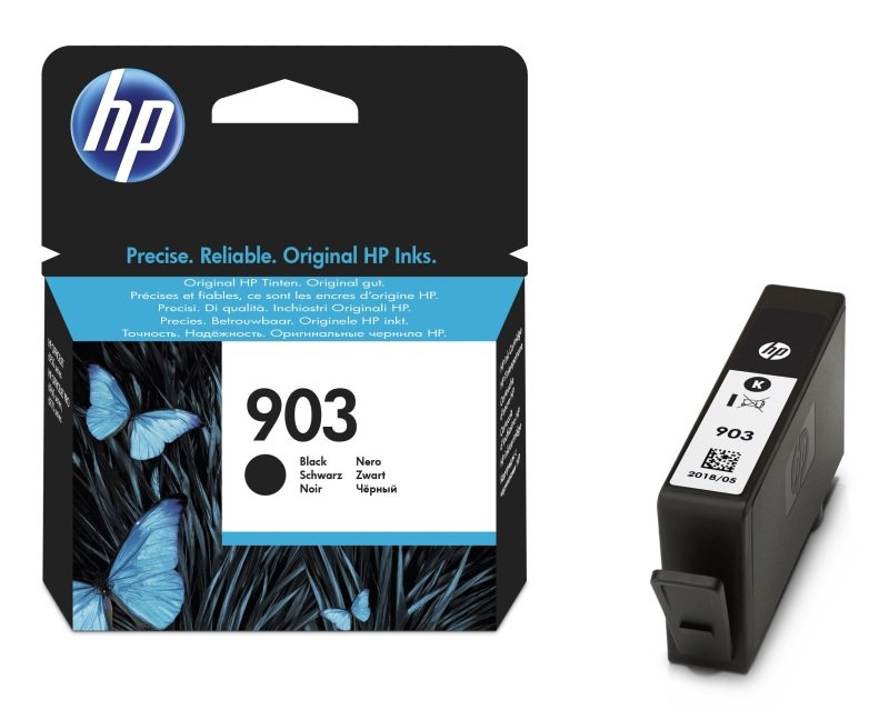 HP 903 BLACKORIGINAL  INK CARTRIDGE