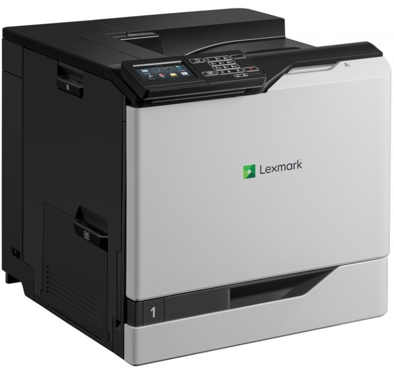 Lexmark Cs820de Colour A4 57/57 Ppm Printer